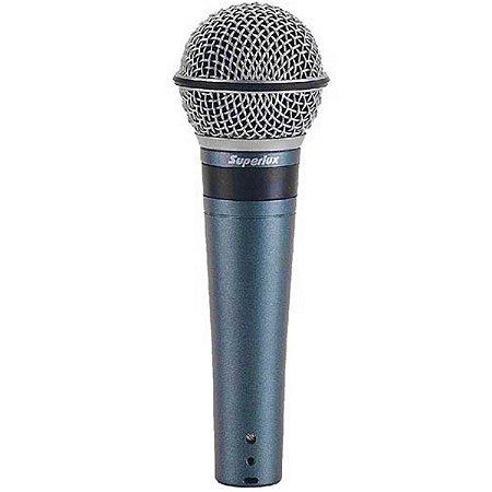 Microfone Superlux Pro 248 Com Fio