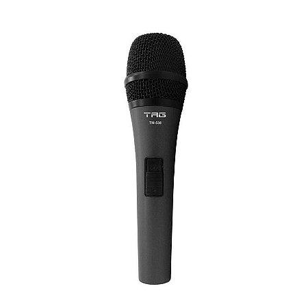 Microfone Tag Sound TM-538 Com Fio