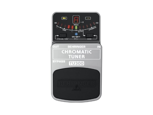 Pedal Behringer Chromatic Tuner TU-300