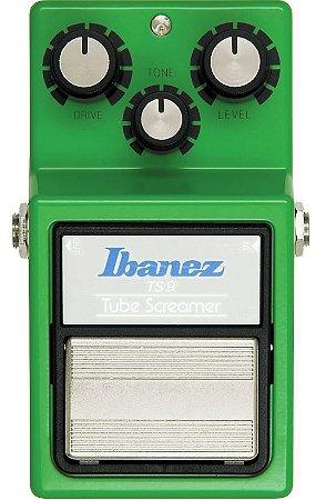 Pedal Ibanez TS-9 Tube Screamer