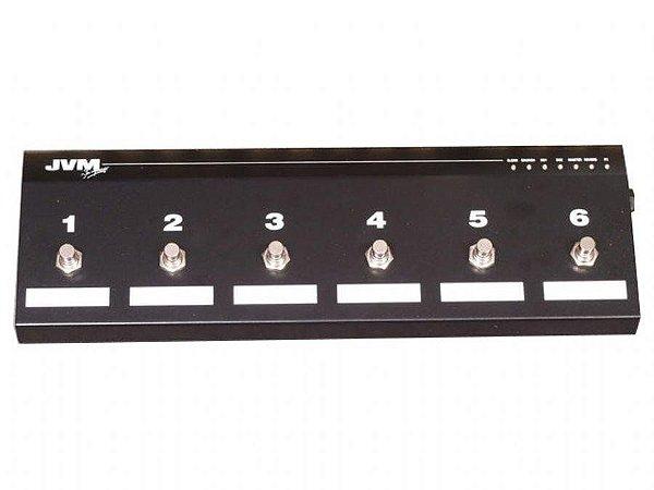 Pedal Guitarra Marshall JVM PEDL-10048 Footswitch 6 Botões