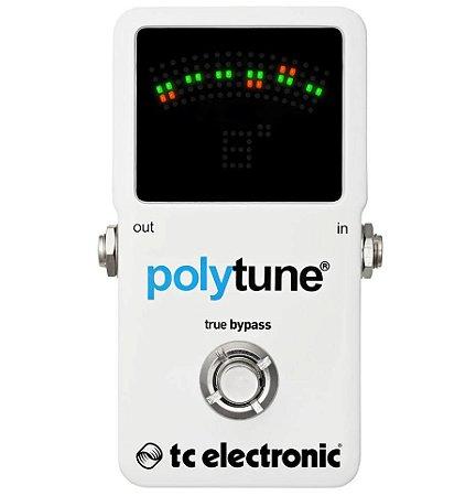 Pedal Afinador TC Eletronics Polytune 2