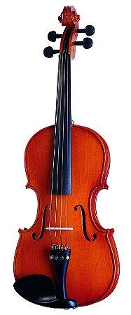 Violino Michael VNM40 4/4 Tradicional com Estojo e Arco de Crina