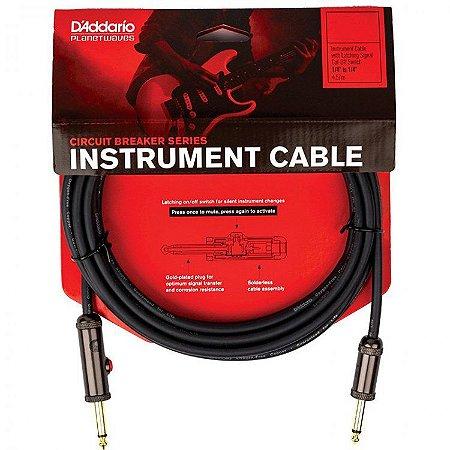 Cabo D'Addario Instrumento P10/P10 Circuit Breaker 6,09M