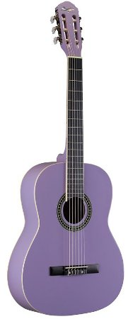 Violão Acústico Tagima Memphis AC-39 Nylon Lilás