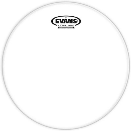 "Pele Evans Clear G1 20"" Transparente BD20G1"