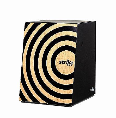 Cajon Eletroacústico FSA Strike 3D SK5062