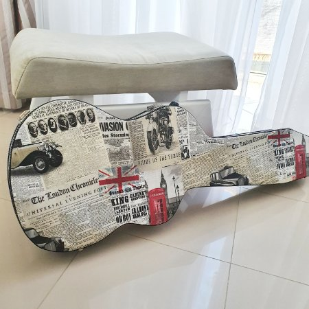 Case Guitarra Strato KGB Male Estampada UK