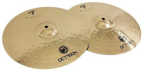 Prato Octagon F Signature Chimbal Medium 13""