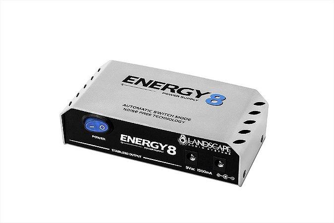 Fonte Para Pedal Landscape Energy 8