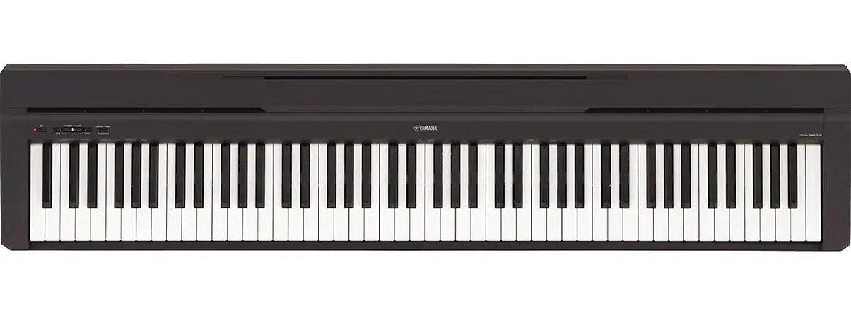 Piano Digital Yamaha P-45 Preto