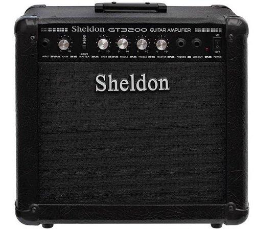 Amplificador Guitarra Sheldon GT-3200 40W