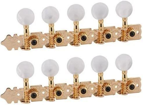 Tarraxa Viola Deval Super Luxo Dourada 509 Pino Fino