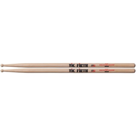 Baqueta Vic Firth American Sound AS5A Ponta Madeira