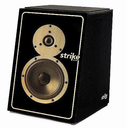 Cajon Eletroacústico FSA Strike Soundbox SK5011