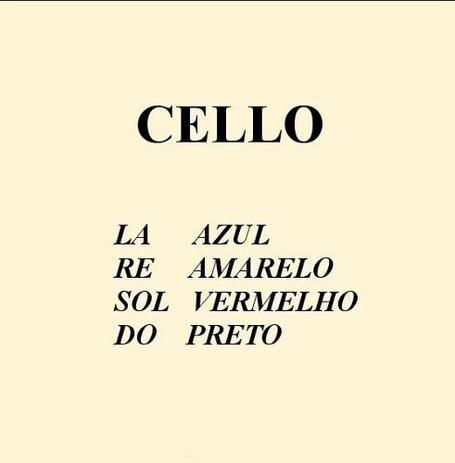 Encordoamento Cello Mauro Calixto