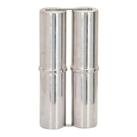 Ganzá Phoenix Duplo 32cm Alumínio Médio