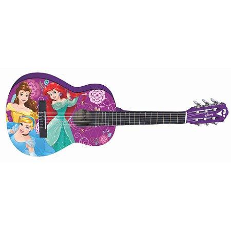 Violão Acústico Infantil Phoenix Disney Princess VIP-4