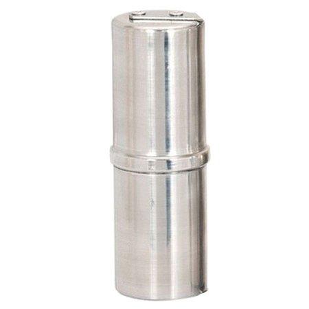 Ganzá Phoenix 15cm Alumínio Mini