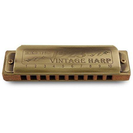 Gaita Hering Vintage Harp 1020C Dó