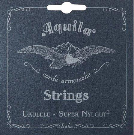 Encordoamento Ukulele Aquila Super Nylgut Tenor High G