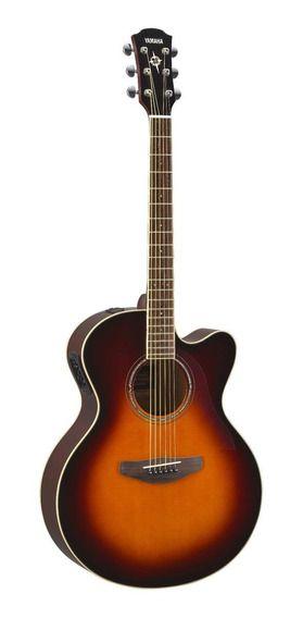 Violão Eletroacústico Yamaha CPX600 Old Violin Sunburst