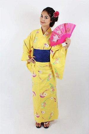 Kimono Kiiro - Yunitto Lab