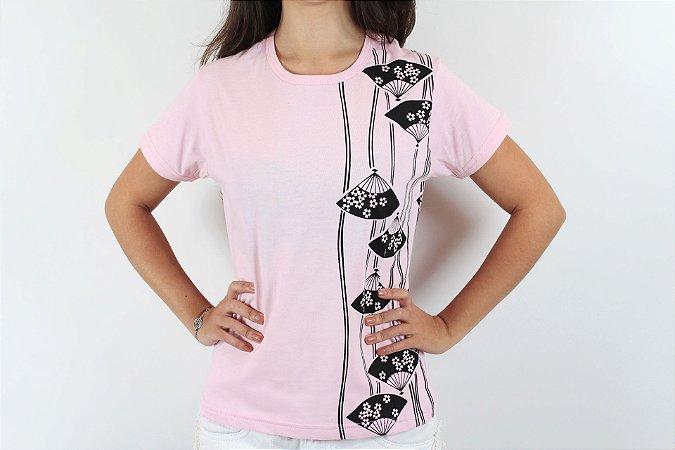 Camiseta Leque - Yunitto Lab