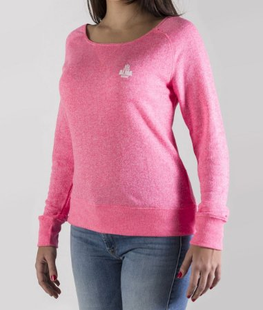 Blusa Rugby TACKLE Feminino Rosa by ALMA Rugby