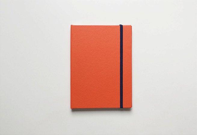 My Journal laranja