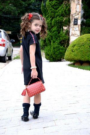 Vestido Infantil Esporte Tal Mãe Tal Filha