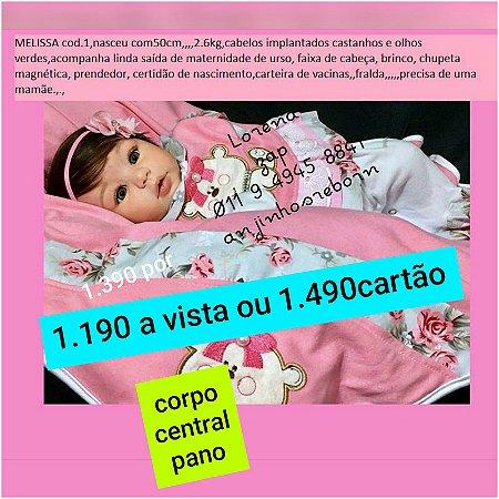 Melissa 1 zap 011 9 4945 8841