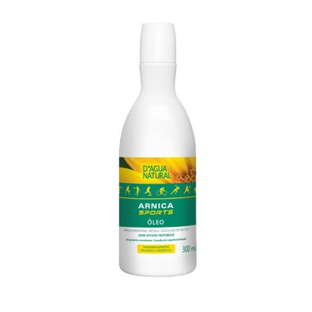 Óleo Arnica Sports 300ml - D'agua Natural