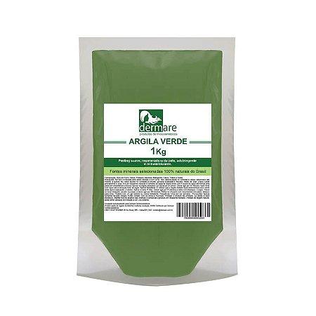 Dermare - Argila Verde 1kg