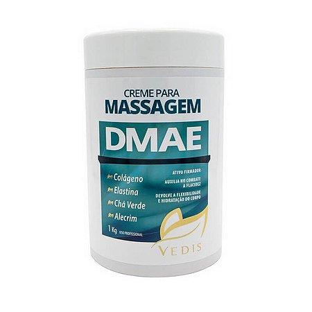 Creme Para Massagem com DMAE Vedis - 1Kg