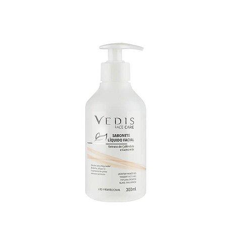 Sabonete Liquido Facial 300ml - Vedis