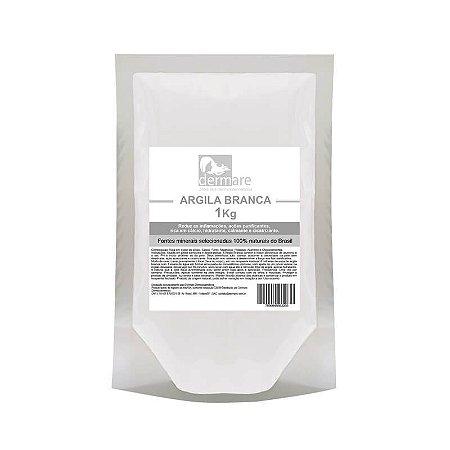Argila Branca - Dermare 1KG