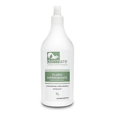 Fluído Redutor e Anti Celulite Hiperemiante Dermare - 1L