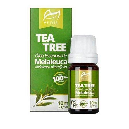 Óleo Essencial de Melaleuca Vedis 10ml - Tea Tree