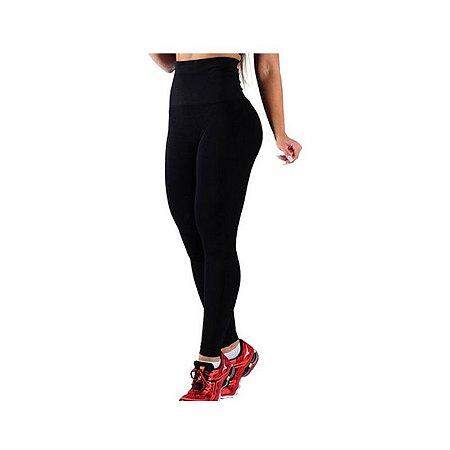 Calça Legging Preta Perfect Waist - Esbelt