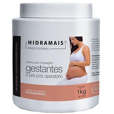 Creme Hipoalergênico Ultra Deslizante Hidramais 1Kg