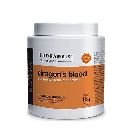 Creme de Massagem Termoativo Dragon's Blood Hidramais 1kg
