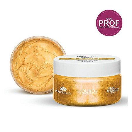Mascara Ouro Peles Maduras Phytobeauty - 200g