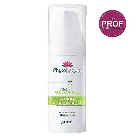 Ácido Secativo Phytobeauty Acne Control  50ml
