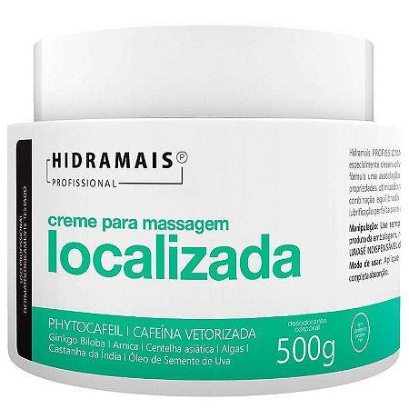 Creme De Massagem Localizada Phytocafeil Hidramais 500g