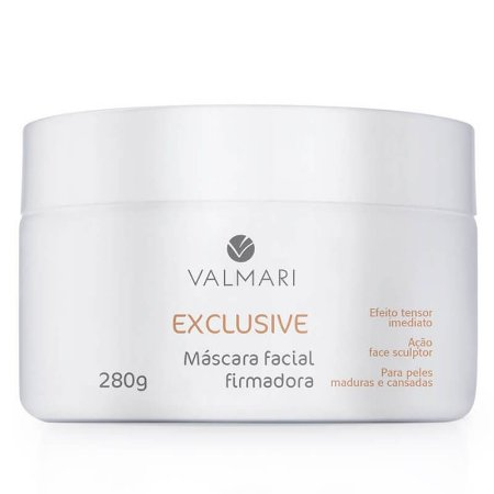 Máscara Facial Valmari Firmadora 280g Exclusive