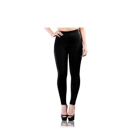 Calça Modeladora Legging De Estética Emana Preta Esbelt