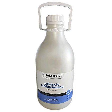 Sabonete Líquido Antibacteriano Hidramais Com Glicerina 2L