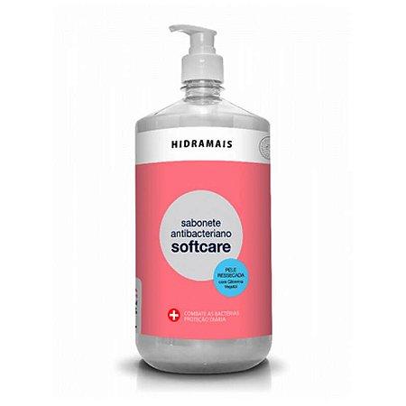 Sabonete Líquido Antibacteriano Softcare Hidramais 1,2L
