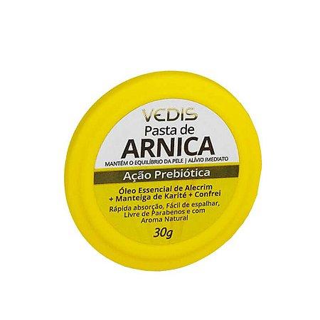 Pasta De Arnica Vedis 30g Ação Prebiótica